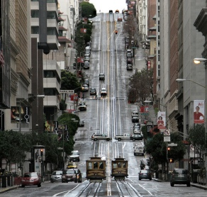 SF Hilly Street